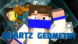 Minecraft: Puzz|Adventure - Кварцевая Геометрия - #1
