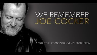 """TEASER"" WE REMEMBER JOE COCKER - 12 songs (extracts)"