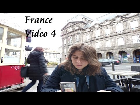 Clermont-Ferrand and Language Challange! (AFS France Vlog #4)