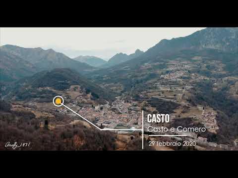 Incendio Boschivo Febbraio 2020 fra Bione e Casto