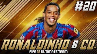 To się nie stało... - FIFA 18: RONALDINHO & CO. [#20]
