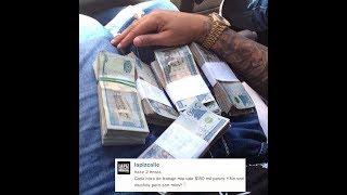 La gran fortuna del papa del rap!!! thumbnail