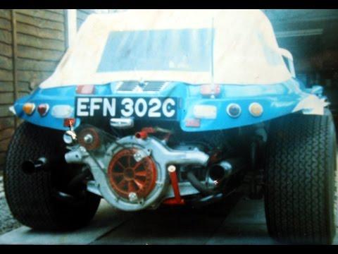 1965 VW Dune Buggy - LWB Rat Kit - UK
