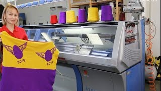 Вязаные изделия с логотипом(Хотите связать тираж шарфов, шапок, пледов с логотипом? Оформите заказ в «Проекте 111». Мы вяжем промо одежду..., 2016-04-25T08:29:17.000Z)