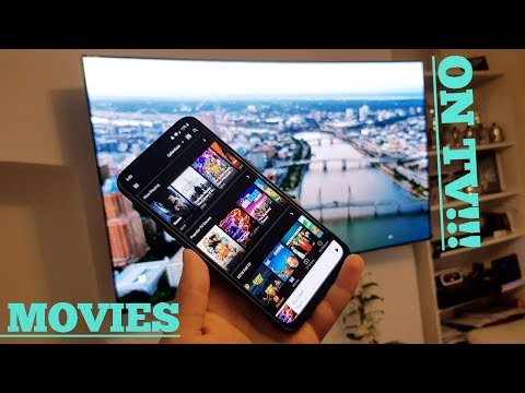 Watch Movies On TV From Phone! TeaTv On TV! How to Cast From