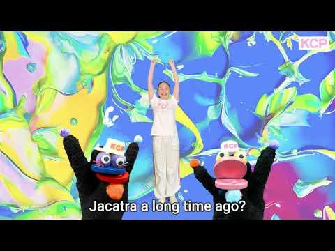 Let's Veggie-Dance! 「野菜の歌体操」英語版