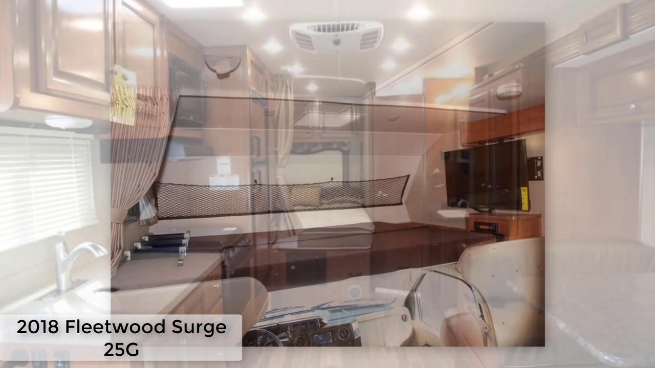 Class C RV For Sale In Yuma AZ   RV World Yuma   2018 Fleetwood Surge 25G