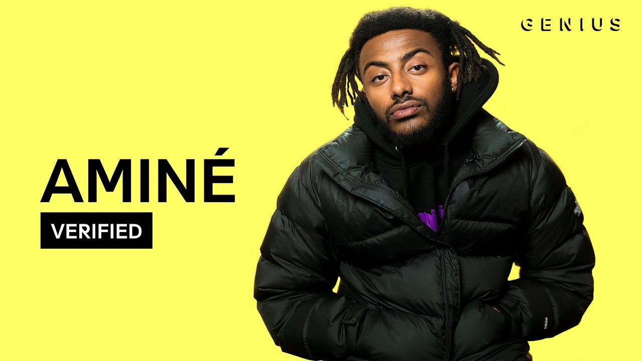 "Amine ""DR  WHOEVER"" Official Lyrics &"