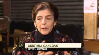 """""""Entrevista Social Club""""- Cristina Banegas- Bloque 1"""