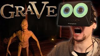 BUMP IN THE NIGHT | Grave with the Oculus Rift