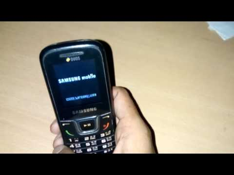 samsung GT-E1282T PHONE UNLOCK Easy solution