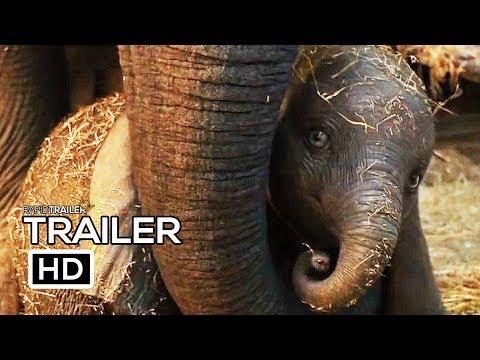 DUMBO Final Trailer (2019) Disney, Live Action Movie HD