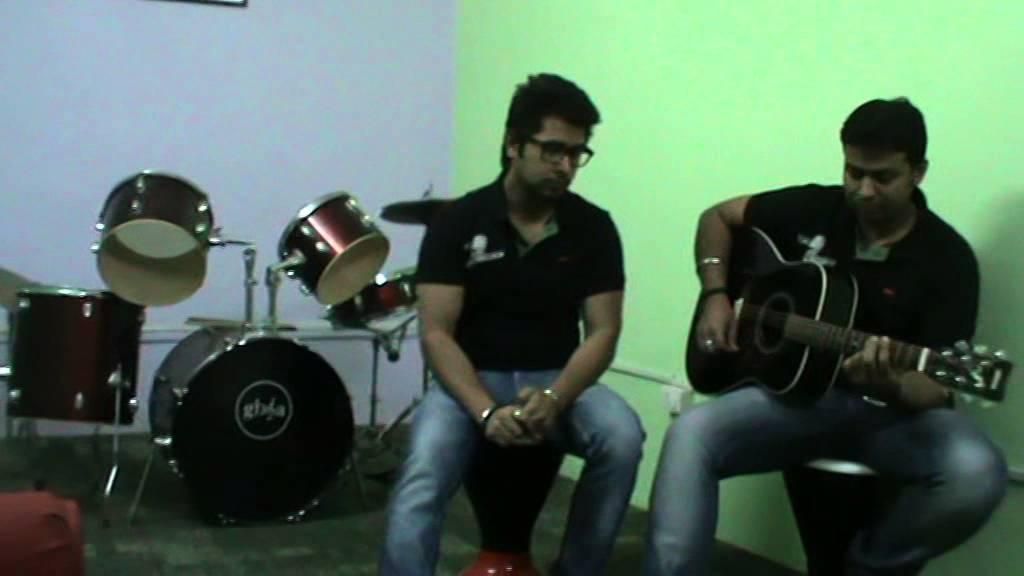 Jeena Jeena guitar cover - YouTube