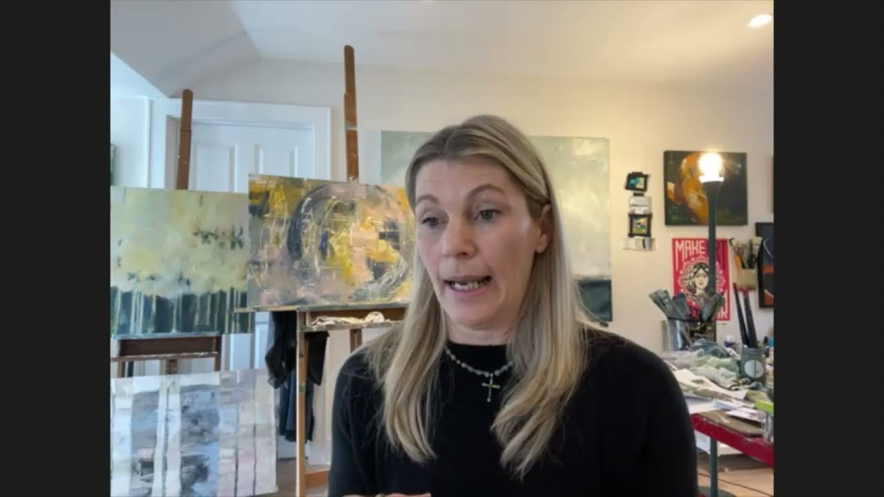 Artists in Residences: Dale Najarian