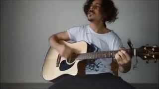 Hasretinle yandı gönlüm gitar Ozan Tunç