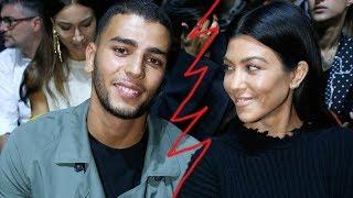 Kourtney Kardashian & Younes Bendjima UNFOLLOW Each Other on Instagram; Did They Break Up?!?