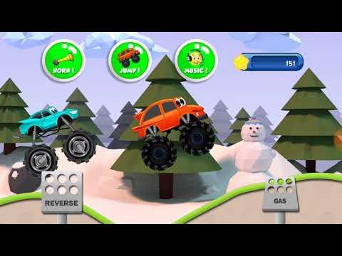 Monster Stunts Game | Car Racing Games Download - Free Games Download