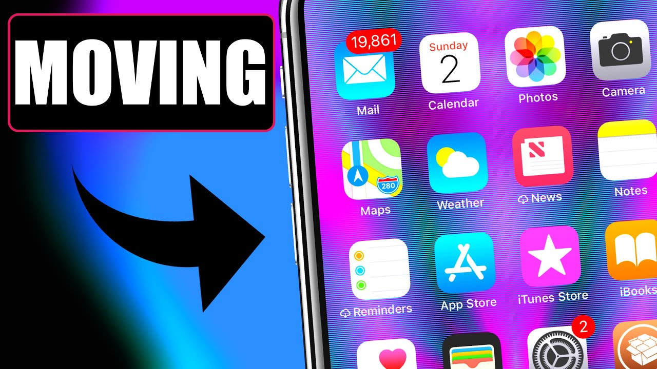 Animated Moving Home Screen Wallpapers For Ios 12 Live Home Screen Wallpapers No Jailbreak