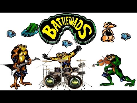 Озвучка Battletoads от В. К. Level 3 - Turbo Tunnel.