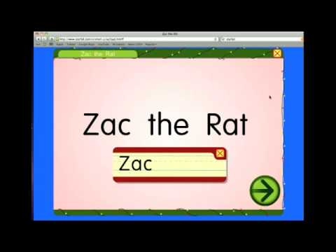 Starfall: Learn to Read with Zac the Rat