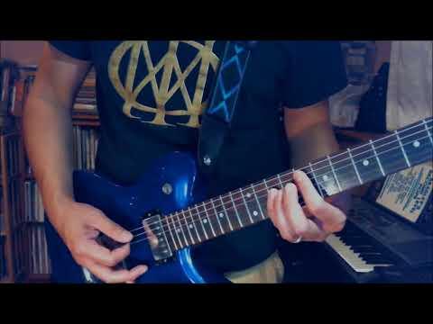 Judas Priest - Halls of Valhalla - Rhythm guitar lesson Part 2