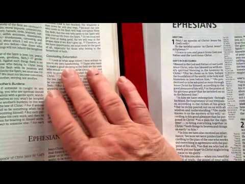Christian Standard Bible Review Part 3