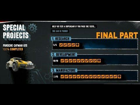 SPECIAL PROJECTS | PORSCHE CAYMAN GTS | LEV.26 | unboosted | FINAL PART |