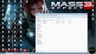 How to download and install Mass Effect 3 Reloaded german/deutsch