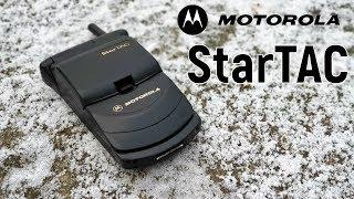 Motorola StarTAC: мобильная революция (1996) – ретроспектива