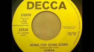 Osibisa   Music For Gong Gong   Decca 32920