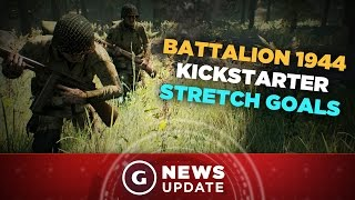"New World War 2 Xbox One/PS4/PC Game ""Awesome"" Stretch Goals Teased - GS News Update"