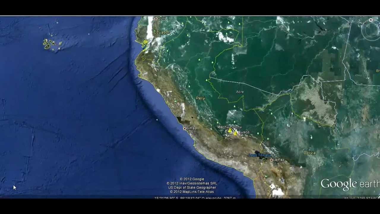 Where Is Peru YouTube - Where is peru