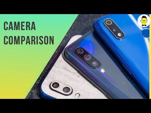 Realme 3 Pro vs Redmi Note 7 Pro vs Samsung Galaxy A50 camera comparison: which one wins?