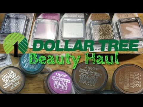 Dollar Tree Beauty Haul | Fearless Fatgirl