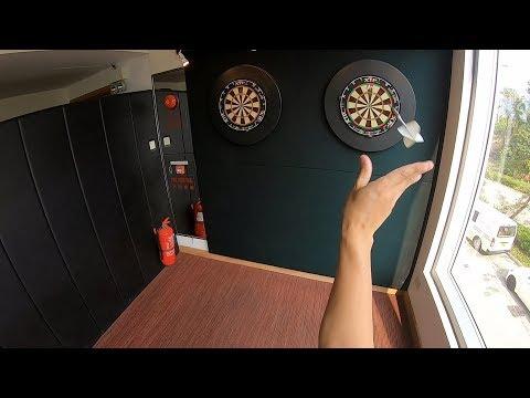 Darts on Gopro 7
