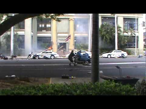 "Hawaii Five O-""Honolulu Police Department Explosion"""