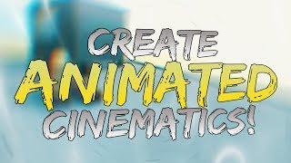 How To Create ANIMATED Cinematics! | Roblox (2017)
