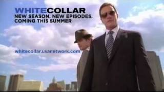 White Collar Season 2 [Official (USA) Promo Trailer]