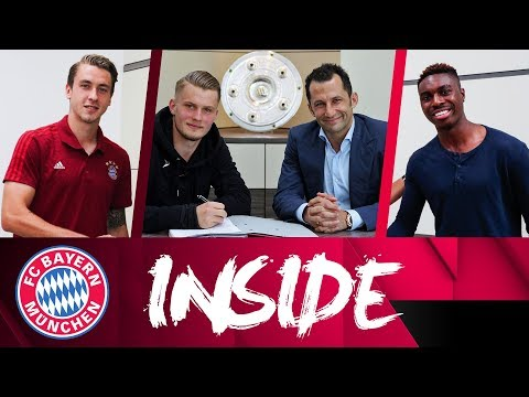 From Talent to FC Bayern Pro: Talent Development at FCB! | Inside FC Bayern