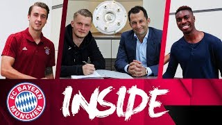 From Talent to FC Bayern Pro: Talent Development at FCB! | Inside FC Bayern