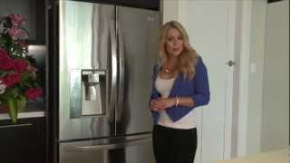LG French Door Refrigerator - Door In Door Fridge Review by CyberShack