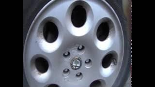 Покраска дисков Alfa Romeo