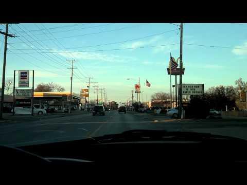 Kirksville MO drive around #2