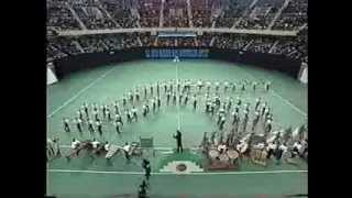 """2000.1.22 石垣第二中  """"海の男達の歌""""  in日本武道館  VTS 02 1"""