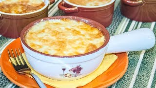 Жульен/жюльен с курицей и грибами – классический французский рецепт!