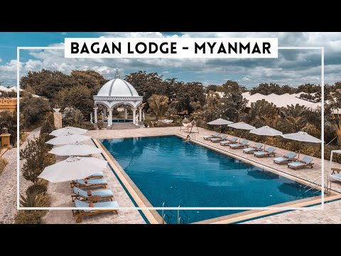 BAGAN LODGE - The most beautiful luxury boutique hotel in Myanmar