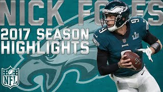 Nick Foles' 2017 Highlights: From Backup to Super Bowl MVP | NFL Highlights