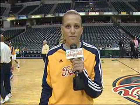 Katie Douglas for Indiana Fever All Decade Team