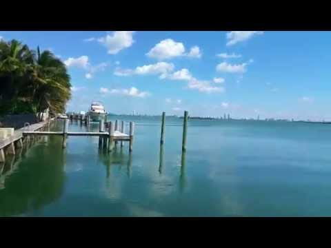 Miami Luxury Waterfront Homes -  Biscayne Point  - Cays Realty