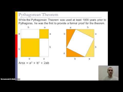 Chapter 3- Beginnings of Greek Mathematics